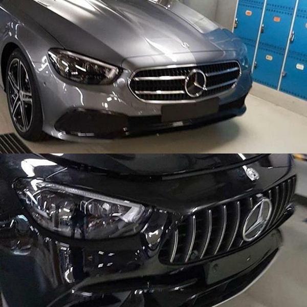 2020 Mercedes-AMG E63 S Facelift Leaked