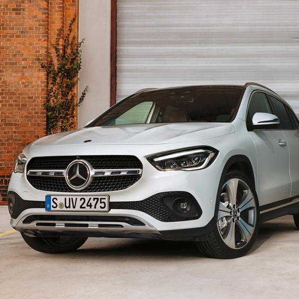 Mercedes-Benz GLA 2020 Expression Of Inner Strength