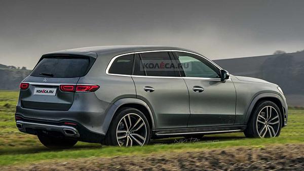 New Mercedes Benz Glc 2021 Rendering By Kolesa Mercedes Benz Worldwide
