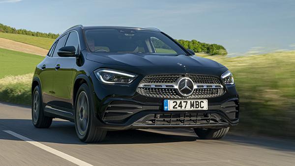 2021 Mercedes-Benz GLA 220 d First Review | Mercedes-Benz ...
