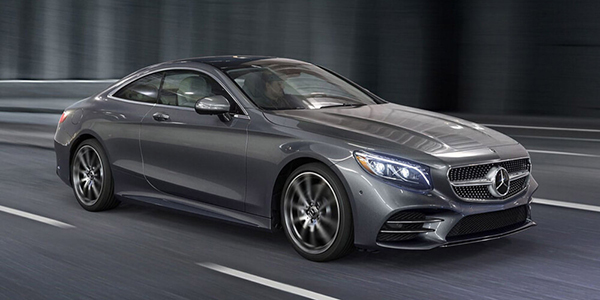 New Mercedes-Benz S-Class Coupe, Cabriolet Will Be ...