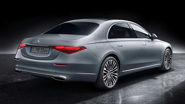 Mercedes-Maybach S-Class 2021 To Debut In November ...