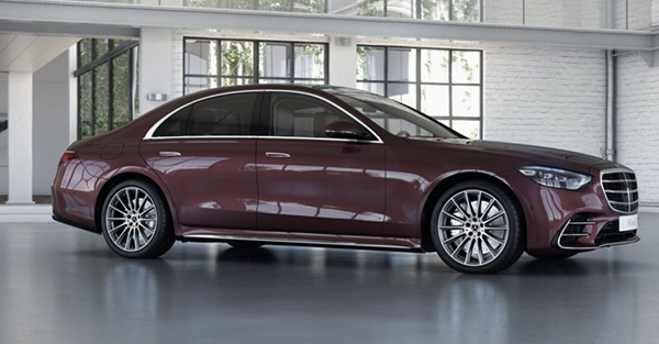 2021 Mercedes-Benz S-Class Options Configurator Review ...