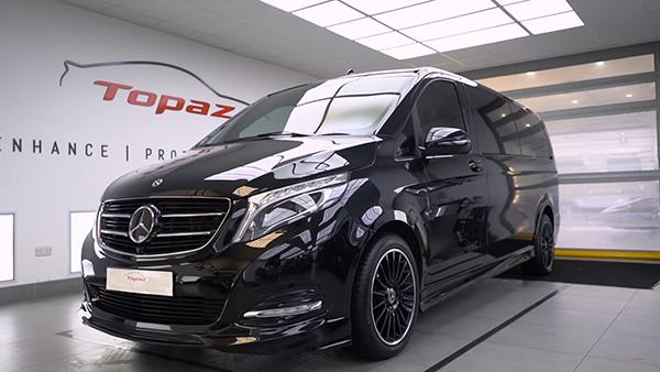 Dizayn Vip Mercedes Benz V Class The World S Most Expensive Van Mercedes Benz Worldwide